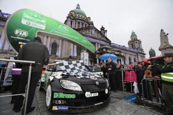 Circuit of Ireland 2015 (Josef Petrů)